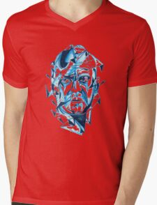 Bruce Willis is my homeboy ( light colors) Mens V-Neck T-Shirt