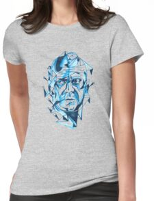 Bruce Willis is my homeboy ( light colors) Womens Fitted T-Shirt
