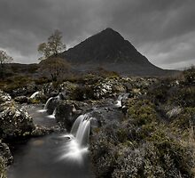 The Buachaille by Roddy Atkinson
