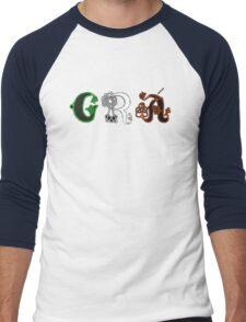 SOLD - GRÁ DESIGN Men's Baseball ¾ T-Shirt