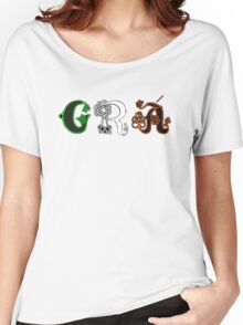 SOLD - GRÁ DESIGN Women's Relaxed Fit T-Shirt