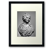 Wife of the Sculptor Framed Print