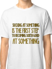 How to be good Classic T-Shirt