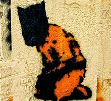 Street art : Barcelona by BrettNDodds