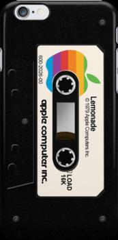 Apple & Lemonade (black) - digitally remastered! by erndub
