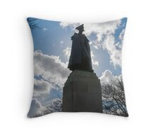Wolfe at Greenwich Throw Pillow
