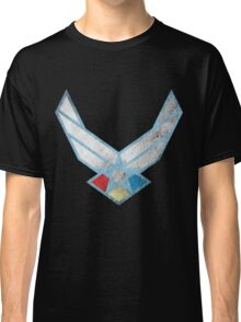 rainbow dash's squadron  Classic T-Shirt
