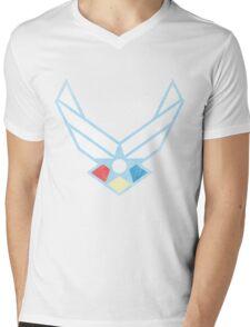 rainbow dash's squadron  Mens V-Neck T-Shirt