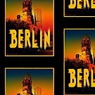 Berlin Gedächtniskirche by fuxart