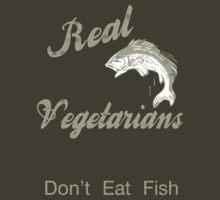 Real Vegetarians by veganese