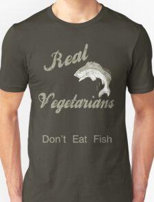 Real Vegetarians T-Shirt