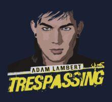 Adam Lambert Trespassing by Nichimid
