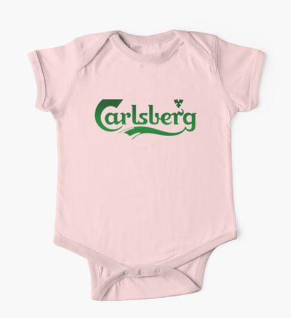 Carlsberg Beer One Piece - Short Sleeve