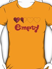 Catherine Game Empty T-Shirt