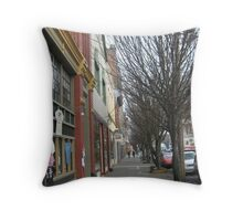 Town Throw Pillow
