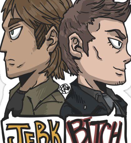 Dynamic Duo Sticker
