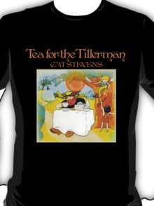 Vintage Cat Stevens Tea For The Tillerman T-Shirt