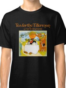 Vintage Cat Stevens Tea For The Tillerman Classic T-Shirt
