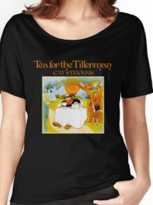 Vintage Cat Stevens Tea For The Tillerman Women's Relaxed Fit T-Shirt