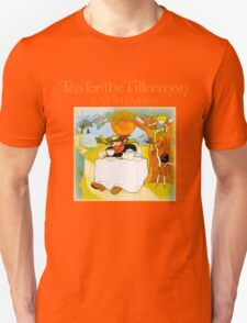 Vintage Cat Stevens Tea For The Tillerman Unisex T-Shirt