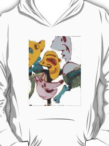 Street Art Graffiti Poster and Tee T-Shirt