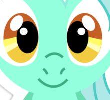 Plug.Pony Official Lyra T-shirt, Hoodies & Stickers Sticker