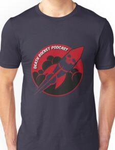 Death Rocket Podcast Tee Unisex T-Shirt