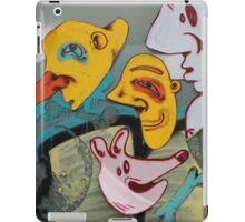 Street Art Graffiti Poster and Tee iPad Case/Skin