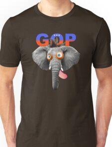GOP (Republican Party) Mascot Unisex T-Shirt
