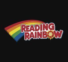 Vintage Reading Rainbow T-Shirt