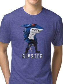Ripster Street Sharks Tri-blend T-Shirt