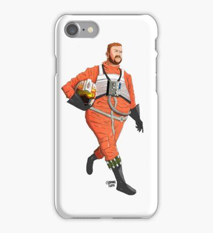 Red Six - Jef Porkins iPhone Case/Skin