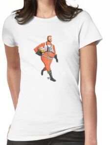 Red Six - Jef Porkins Womens Fitted T-Shirt