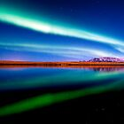 Northern lights by johannesfrank