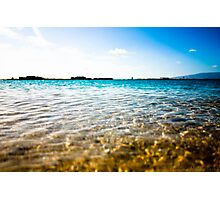Hawaii Crystal <3 Photographic Print
