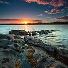 New Day, East Beach, Low Head, Tasmania, Australia by fotosic