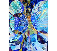 Crystal Blue Persuasion Photographic Print