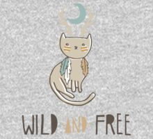 Wild and Free One Piece - Long Sleeve