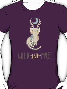 Wild and Free T-Shirt