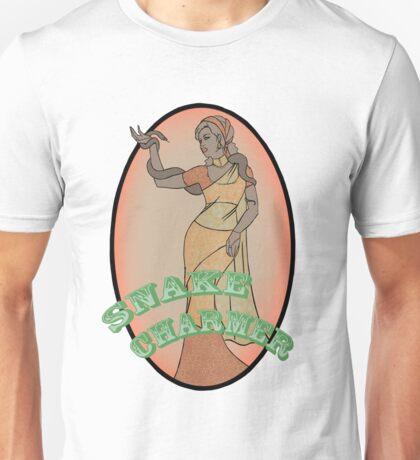 Golden Age of Sideshow - Snake Charmer Unisex T-Shirt