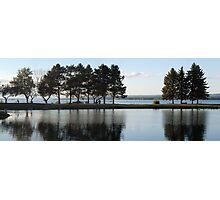 Summer Walk by The Ottawa River Photographic Print