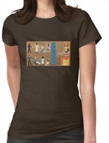 Communities of Ancient Egypt Womens Fitted T-Shirt