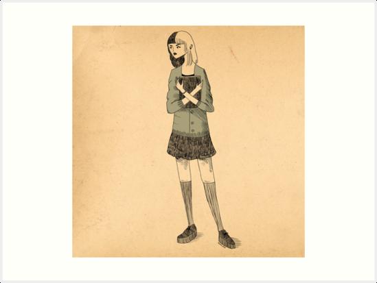 Miss Gorey by Meg Hanlon