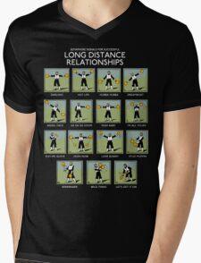 Long Distance Relationships - Successful Mens V-Neck T-Shirt
