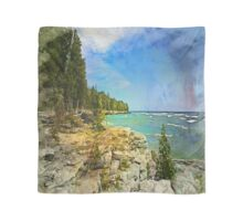Lake Michigan,Wisconsin Scarf