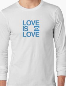 Love Is Love Long Sleeve T-Shirt