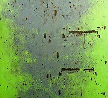 Green Barrel  by imaginationtank