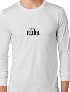 abba Long Sleeve T-Shirt