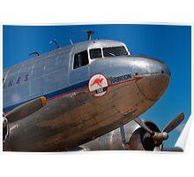 Douglas C-47-DL Poster