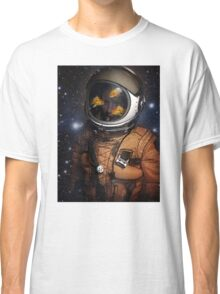 Astronauts and Goldfish Classic T-Shirt